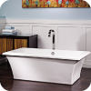 Bathroom Plumbing, Faucets and Tubs
